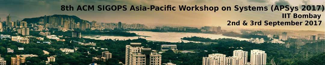 APSys 2017: September 2-3, 2017